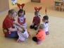Kurzy pro děti - příprava na vánoční besídku